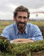 Brent Redman, Turf Farmer, Buchanan Turf, NSW